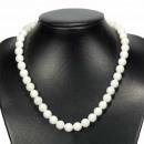 grossiste Bijoux & Montres: Naturel perle  collier de perle, 10mm