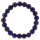 grossiste Bijoux & Montres: Lapis lazuli  bracelet de perles naturelles, 8mm