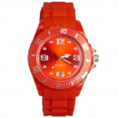groothandel Sieraden & horloges: Silicone, 4,7 x 25 cm, Red