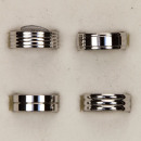 wholesale Jewelry & Watches: Stainless steel ring, silver, set