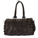 Fashionable handbag Lisa, Black