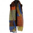 Sjaal, Kleurrijk, 180x95cm