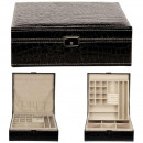 wholesale Jewelry Storage: Jewelry box DeLuxe, Black