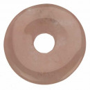 groothandel Sieraden & horloges:Donut, 30mm, rozenkwarts
