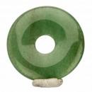 groothandel Sieraden & horloges: Donut, 30mm, Groene Aventurijn