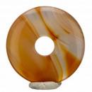 groothandel Sieraden & horloges:Donut, 40mm, Rood Agaat