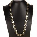 Lang Fashion Ketting / Belt, Gold