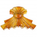 "Hair clip ""fan shape"""