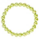 groothandel Sieraden & horloges: Magnetische kralen  armband licht groen, 8mm