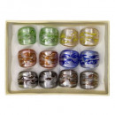 groothandel Ringen:Waaier van glas ringen