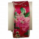 Armband spiraal, roze-gekleurde