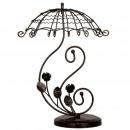 Großhandel Schmuck-Aufbewahrung:Schmuckständer Schirm