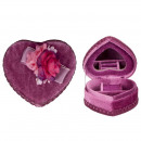 wholesale Mirrors:Jewelry box heart, Lilac