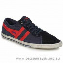 wholesale Shoes:SHOE NAVY RED GOLA QUOTA