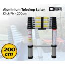 Aluminum ladder - KlickFix 200