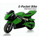 E-Pocket Bike 500W