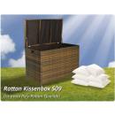 mayorista Muebles de jardin: Caja de colchón Rattan S09
