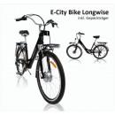 In de lengte Citybike 250W