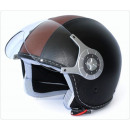 groothandel Motoren & scooters:Retro leather helmet