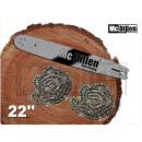 wholesale Machinery: 22  SET chain x 2 + Führunsschiene