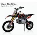 groothandel Motoren & scooters:Cross Bike 125cc - 17/14