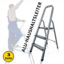 Aluminum household ladder 3 steps