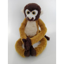 wholesale Dolls &Plush: Hanging skull monkey with googly eyes, 42 cm