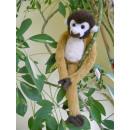 wholesale Dolls &Plush: Hanging skull monkey, 32 cm