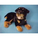 wholesale Toys:Lying Rottweiler, 35 cm