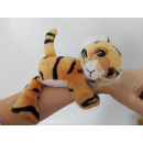 wholesale Jewelry & Watches: Schnap bracelet with tiger, 22 cm