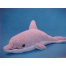 ingrosso Giocattoli: delfino peluche, grigio-bianco, 68 cm