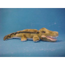 Crocodile with open mouth, 45cm