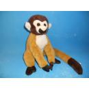 groothandel Figuren & beelden: Zitten Skull Monkey, 22 cm