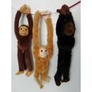 mayorista Otro: 3 monos surtidos, con brazos y piernas deslizantes