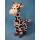 wholesale Dolls &Plush:Standing Giraffe, 28cm