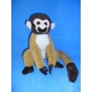 groothandel Figuren & beelden: Zitten Skull Monkey, 30 cm