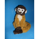 groothandel Figuren & beelden: Zitten Skull Monkey, 16 cm