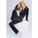 wholesale Sports Clothing: Leisure Suit  Allessia black from Nicki