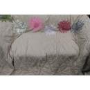 Großhandel Bettwäsche & Matratzen: Miavilla Plaid  Tagesdecke Decke  Flowers  250x240