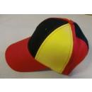 Deutschland Baseball Cap Kappe Fussball EM