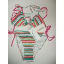 Großhandel Bademoden: Mixposten Damen Bikinis Twintip bunt