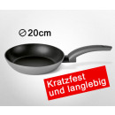 Frying pan 20 cm with light indicator