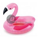 Großhandel Wassersport & Strand: aufblasbare Boje FLAMING pink 98x79cm