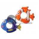 Großhandel Wassersport & Strand: Aufblasbarer Bojenfisch MIX 72x63cm