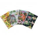 lote de 480 carnets de flamenco MIX 10.5x8cm