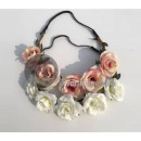 Roses elastic crown ROSE