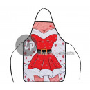 sexy mother christmas apron