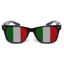 ITALIEN Rasterbrille