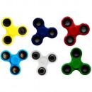 Großhandel Spielwaren: Spinnen Spinner 7.5cm Fidget