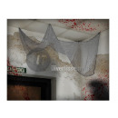 nagyker Függönyök és sötétítők: szürke halloween fátyol függöny 183x76cm